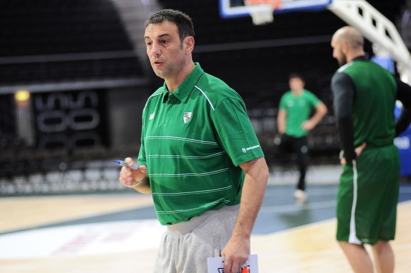 A.Trifunovičius: man garbė būti šios komandos treneriu