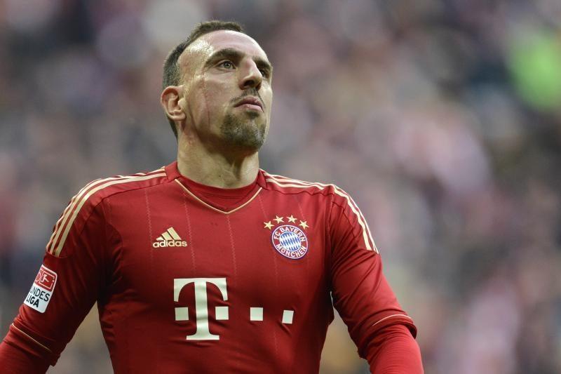 PSG taikinyje - F. Ribery ir kiti garsūs vardai