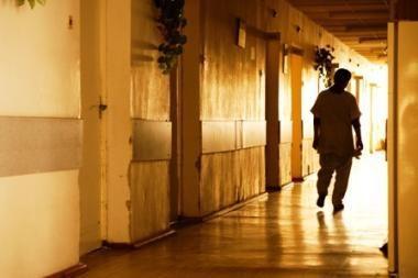 Panevėžio ligoninėje užpulta slaugytoja