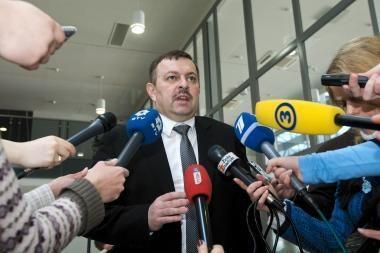 V.Navickas kol kas nesitraukia iš Vilniaus mero posto (papildyta)