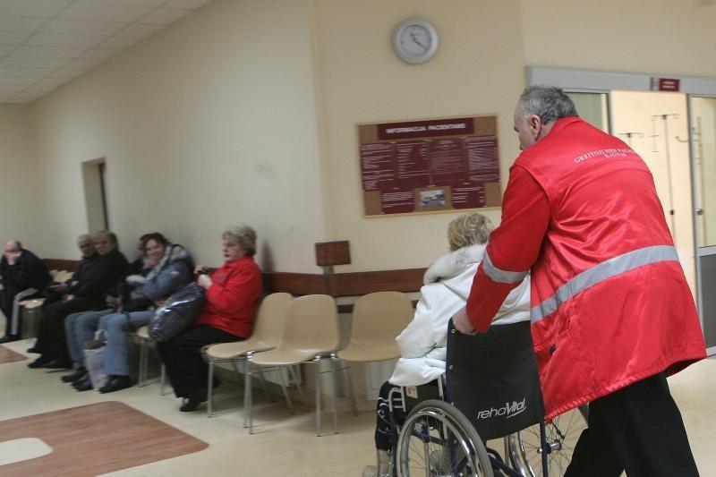 Vilniaus savivaldybė užsimojo iš ministerijų perimti slaugos įstaigas
