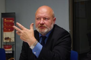 E.Gentvilas: kitąmet uostas galėtų priimti apie 37,2 mln. tonų krovinių