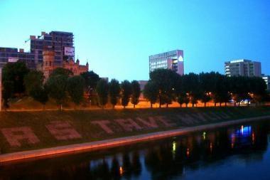 Vilnius rašytojų akimis: L.Gira (2)