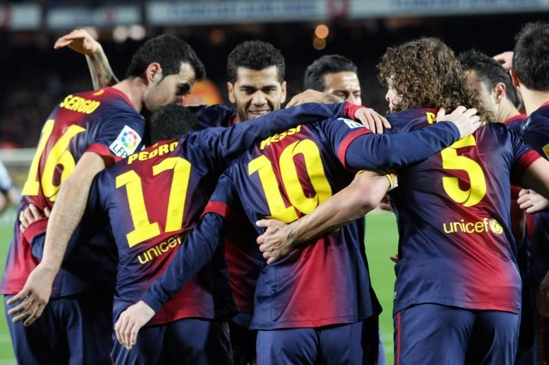 """Ispanija: """"Barcelona"""" genijus L. Messi pasižymėjo 4 įvarčiais"""