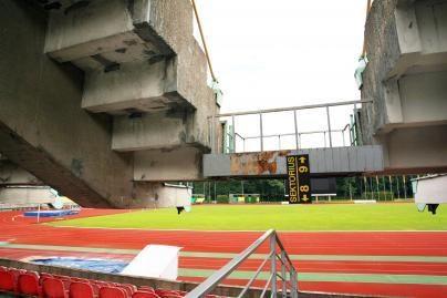 UEFA inspektoriai apžiūrėjo Kauno stadioną
