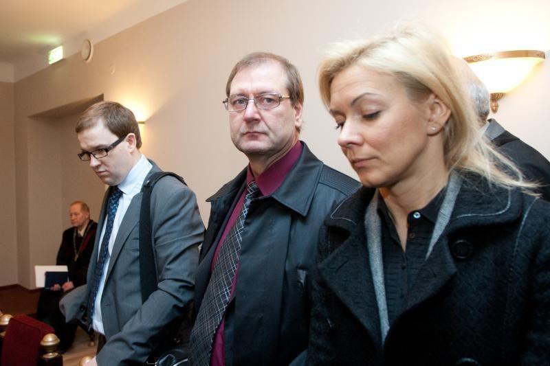 DP bylos viražai: V. Uspaskichas grįžo, V. Vonžutaitei - gastritas
