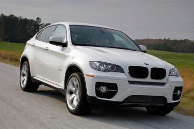 Lapkritį Lietuvoje pasirodys BMW X5 M ir X6 M