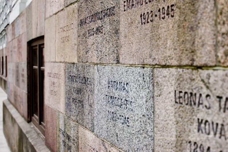 Genocido aukų muziejui – tarptautinis pripažinimas
