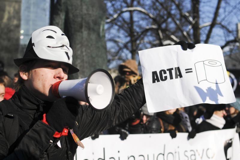 ACTA sutartis naudinga GMO augintojams?