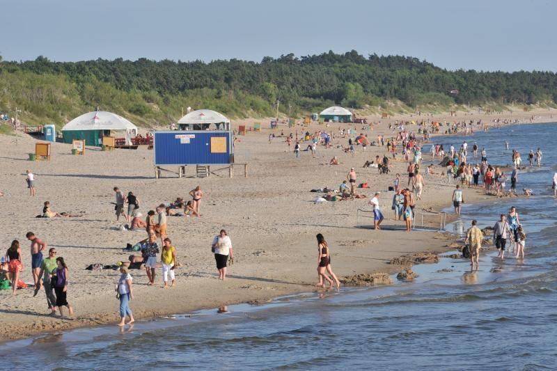 Pajūrio verslininkai: lietuviai pradeda mokytis atostogauti