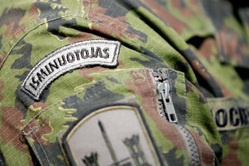 Per kariuomenės šventę Šiauliuose rastas sprogmuo