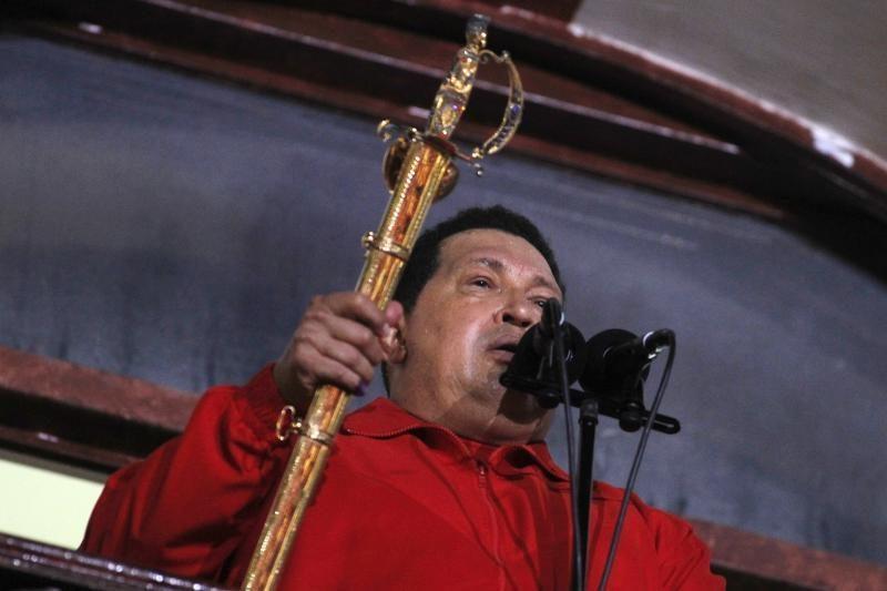 Opozicijos lyderis sutiko su H. Chavezo inauguracijos nukėlimu
