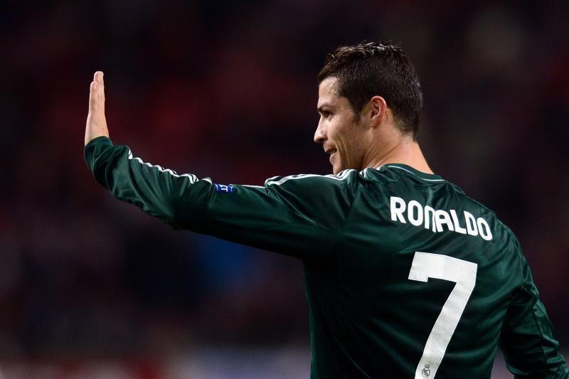UEFA Čempionų lygoje - net trys C.Ronaldo įvarčiai