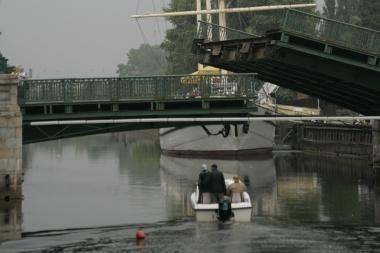 Danės upėje – moters lavonas (papildyta)