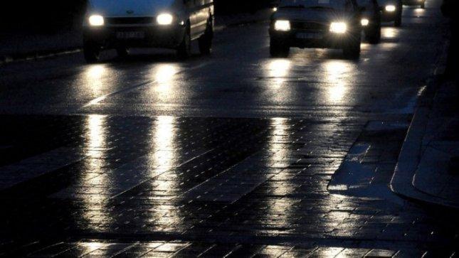 Naktį eismą sunkins lijundra, plikledis, šlapdriba ir sniegas