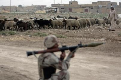 Lietuvos kariai grįžta iš Irako