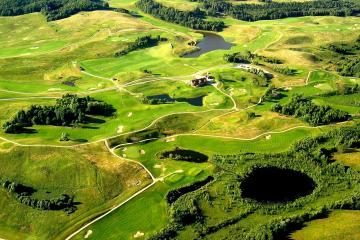 Pipiriškių kaime įkurtas golfo klubas – geriausias naujas aikštynas pasaulyje