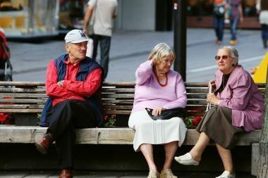 Pensijų fondai nesulauks didesnių pervedimų