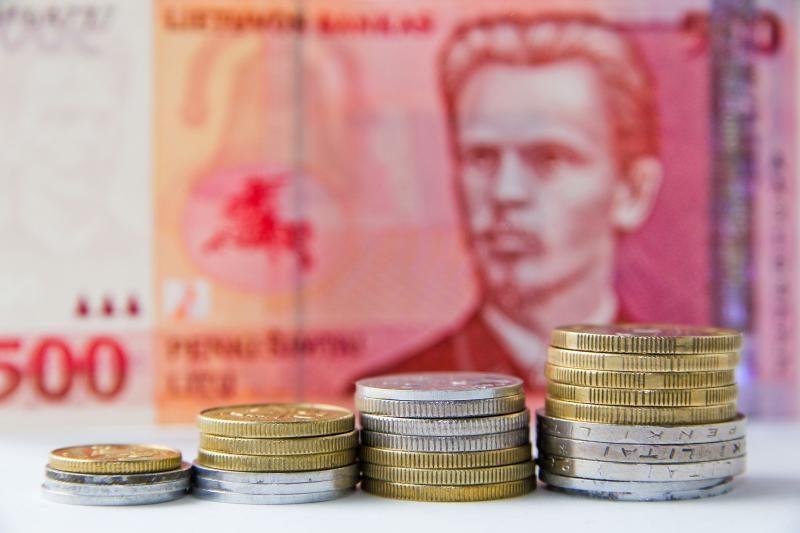Į Ūkio banką pervestas pensijas išmokės Šiaulių bankas
