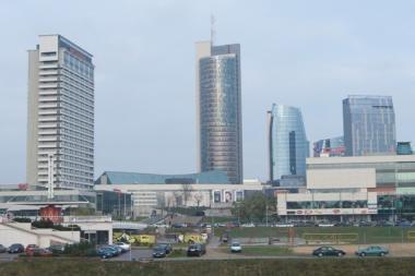 Opozicija nori parlamentinio tyrimo dėl galimo sostinės savivaldybės dangoraižio pardavimo