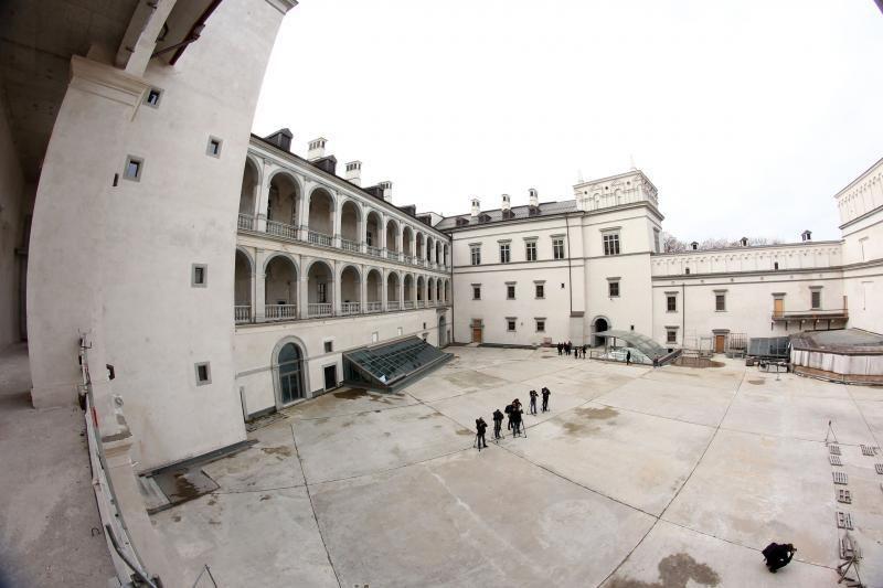 Š. Birutis: Valdovų rūmams galėtų būti skirta 2-3 mln. litų