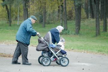 Pensinio amžiaus ilginimui nepritaria per 70 proc. didmiesčių gyventojų