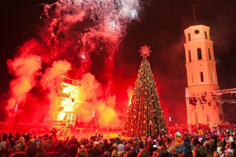 Vilniaus kryptis - tarp 10 rekomenduojamų žiemos švenčių sezonui