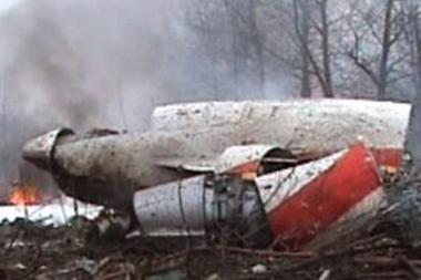 Maskvoje atpažįstami Lenkijos tragedijos aukų palaikai
