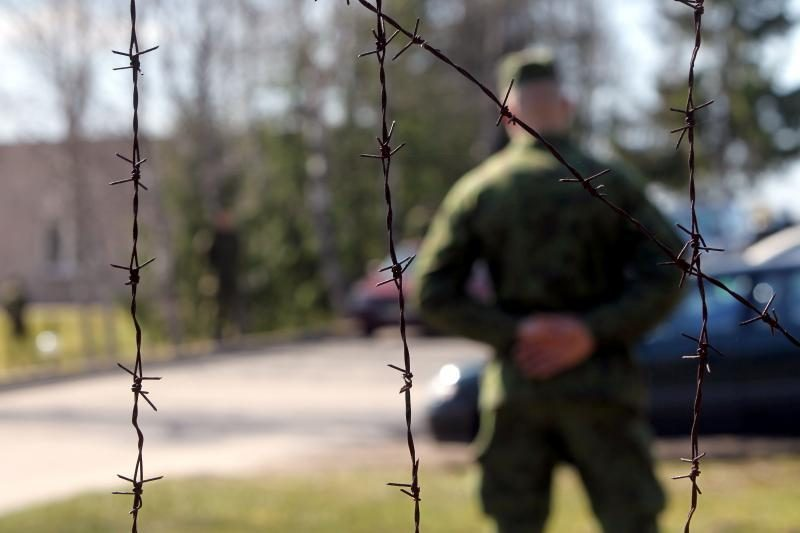 Lietuvos gynybos biudžetą siūloma didinti daugiau kaip 50 mln. litų