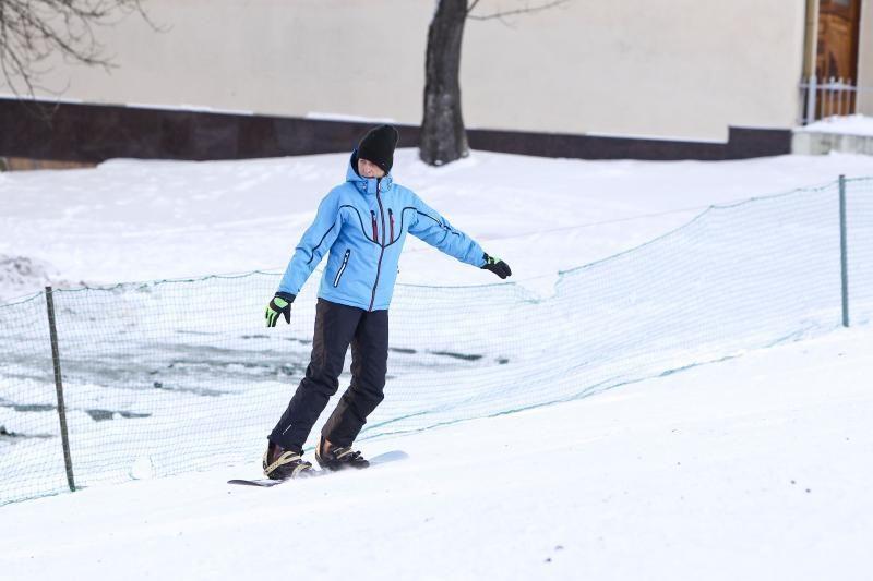 Lietuvius į Lenkiją vilioja Šelmento slidinėjimo trasos