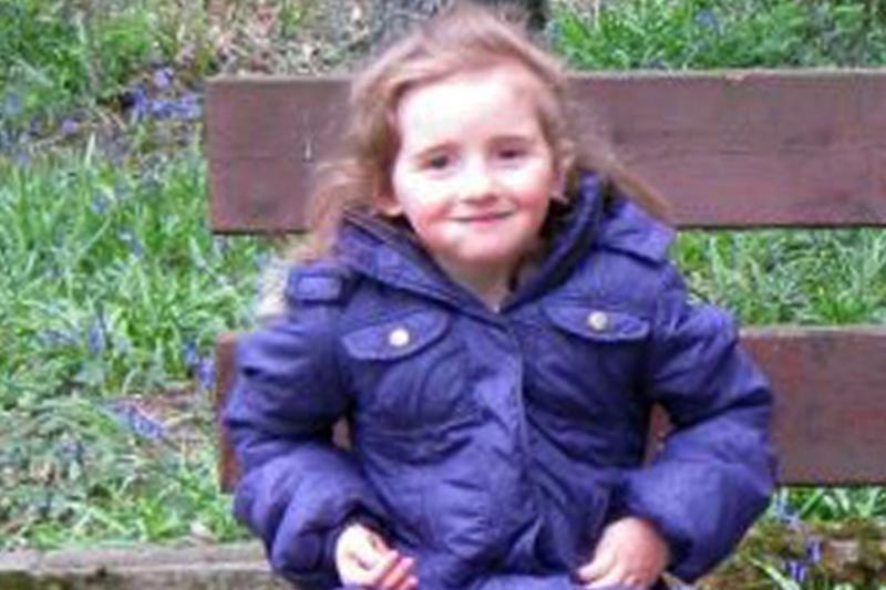 Liūdna atomazga: pagrobta penkiametė April greičiausiai jau negyva
