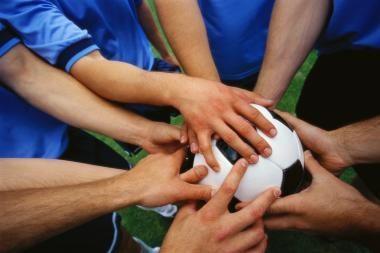 Lietuvos jauniai įveikė Baltarusijos futbolininkus