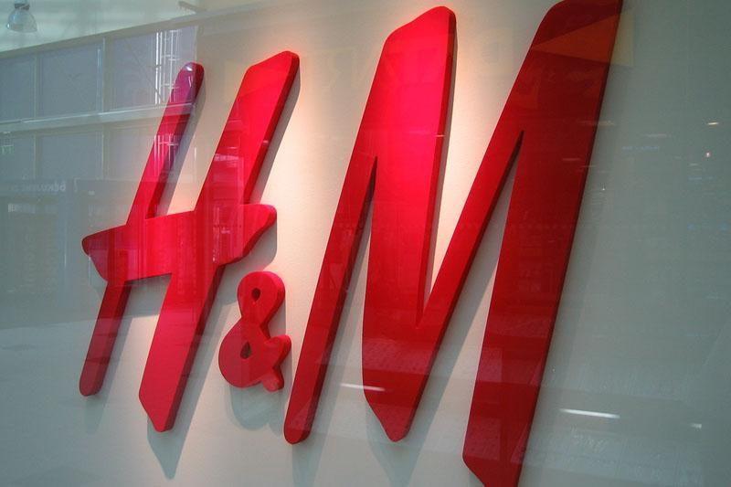 """""""H&M"""" įkūrė bendrovę           Lietuvoje"""