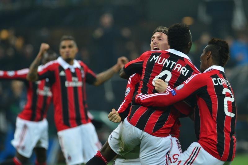 """AC """"Milan"""" po sezono atleis strategą M. Allegri?"""