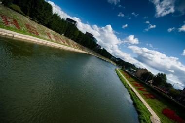 Šalia upės - Vilniaus upių nuotraukos