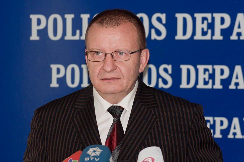 Į Generalinę prokuratūrą atvyko Kriminalinės policijos vadovas