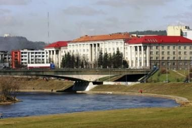 Tarptautinę etikos dieną - VPU eitynės Gedimino prospektu