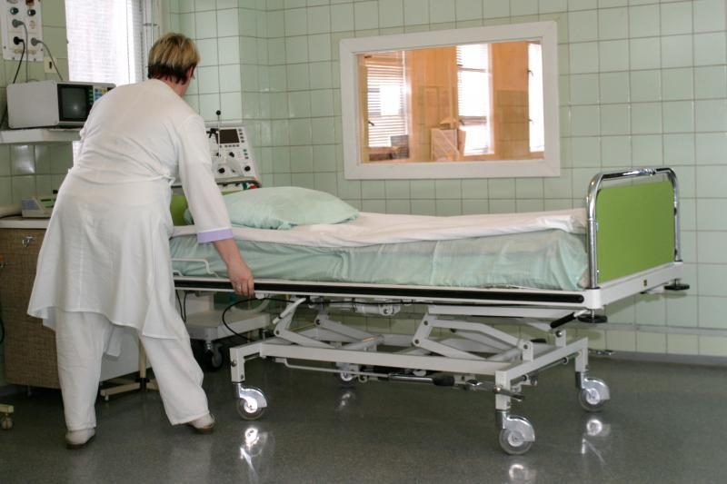 Po neblaivaus tėvo smūgių paauglė atsidūrė ligoninėje