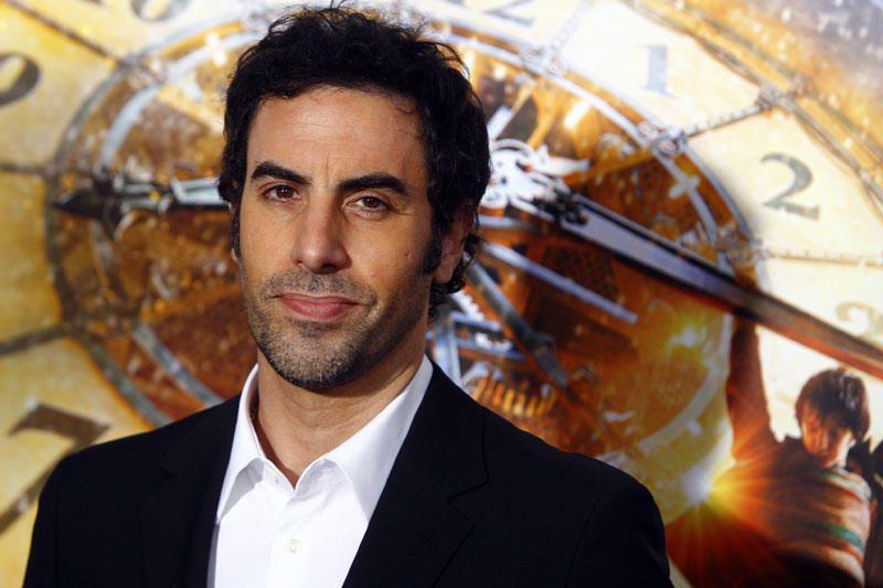 """S.B.Cohenui uždrausta rodytis """"Oskarų"""" apdovanojimuose"""