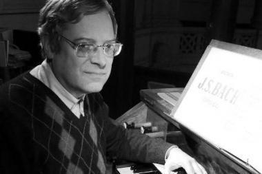 K.Luedersas žavėjo XIX a. prancūzų vargonų muzika