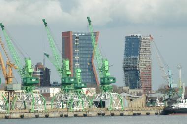 Uosto investicijose įmonės pasigenda joms svarbių projektų