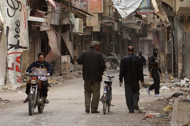 Sirijoje pagrobtų dviejų vyskupų likimas nežinomas