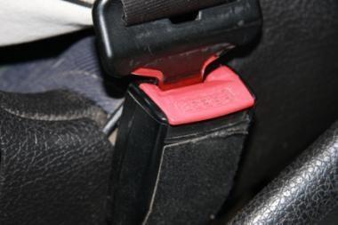 Šilutės r. vairuotojai nepripažįsta saugos diržų
