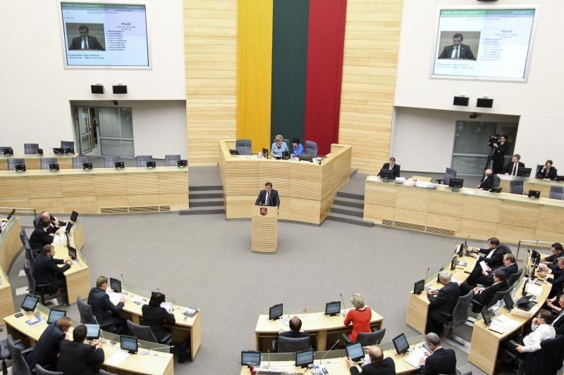 Nesutarimus dėl žemės mokesčio turėtų išsklaidyti darbo grupė