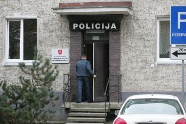Klaipėdietis į policiją atnešė granatą
