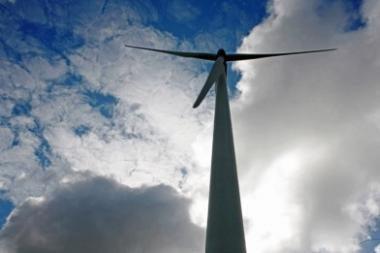 SEB bankas suteikė 25 milijonų litų paskolą vėjo jėgainės statybai