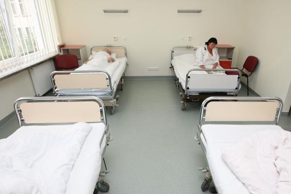 Reformuotos rajonų ligoninės vos kvėpuoja