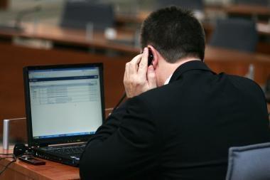 Lietuva nori skatinti tarptautinį elektroninį verslą