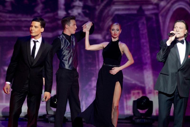 TV3 šventėje - scenos žvaigždės ir primiršti televizijos veidai