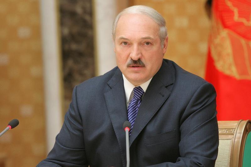 A.Lukašenka milicijos policija pervadinti neketina